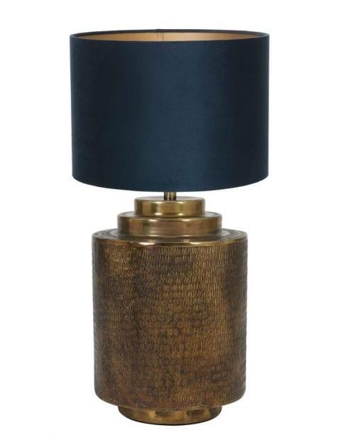 Klassieke tafellamp brons-9965BR