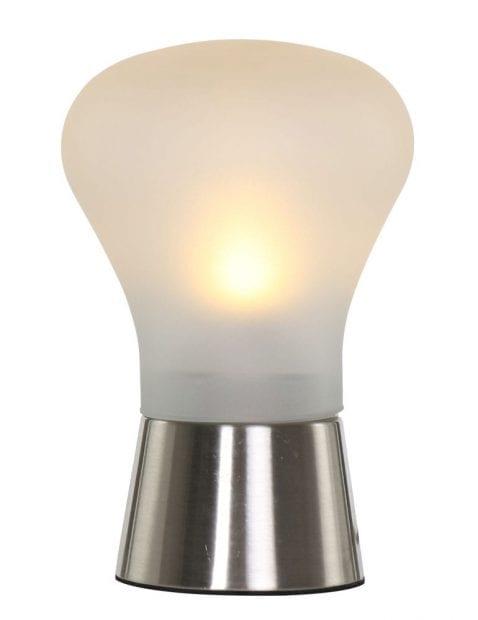 Klein modern tafellamppje-1646ST