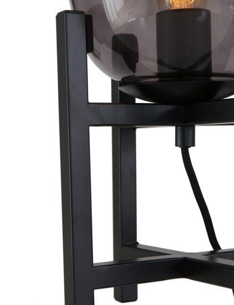 Klein-tafellampje-met-rookglas-2122ZW-2