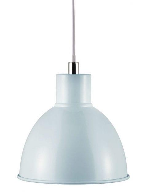 Kleine blauwe hanglamp-2341BL