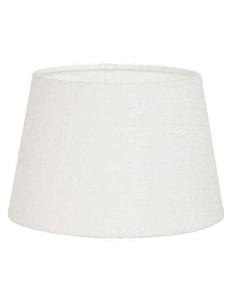 Kleine grijze lampenkap linnen-K3261RS