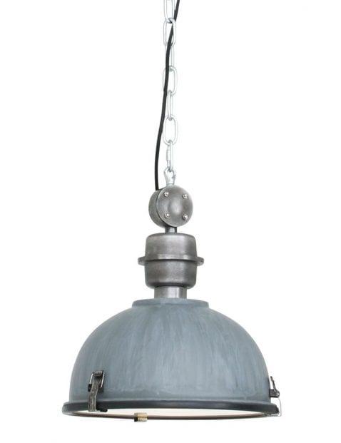 Kleine industriele hanglamp-7978GR