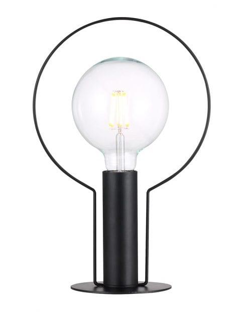Kleine industriele tafellamp-2179ZW