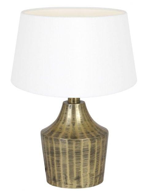 Kleine lampenvoet donkergrijs-9293GO