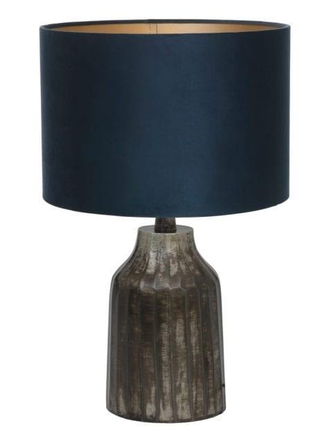 Kleine lampenvoet grijs-9288ZW