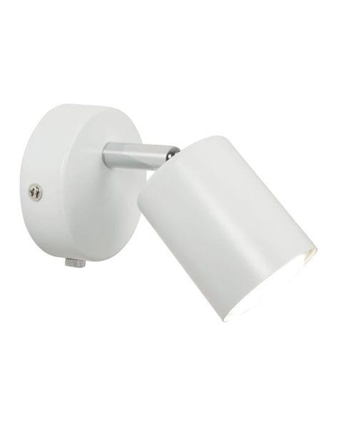 Kleine wandlamp wit-2198W