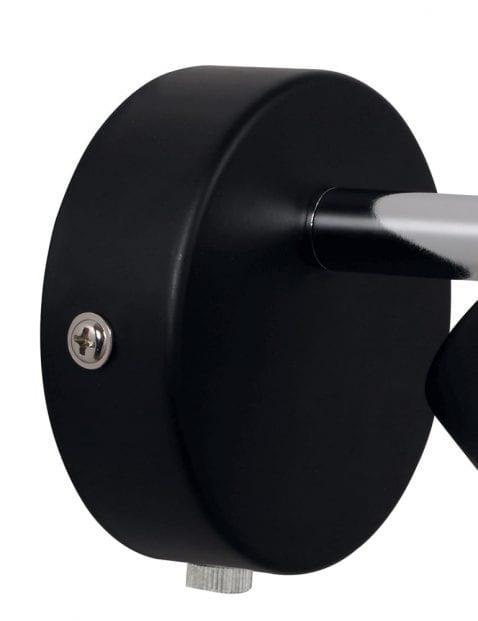 Kleine-wandlamp-zwart-2199ZW-2