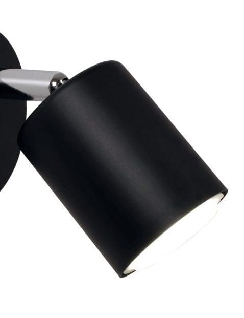 Kleine-wandlamp-zwart-2199ZW-3