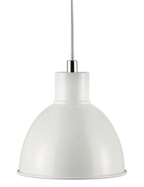 Kleine witte hanglamp-2339W