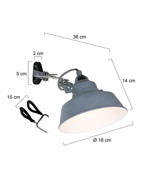 Klemlamp-industrieel-1320GR-7