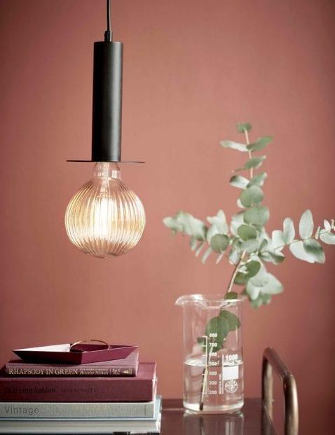 Lamp-pendel-zwart-2174ZW-1