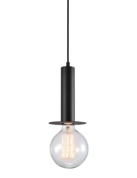 Lamp pendel zwart-2174ZW