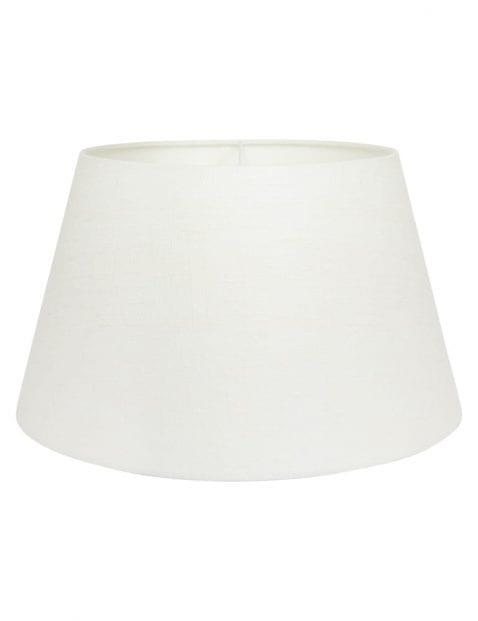 Lampenkap linnen wit-K1050QS
