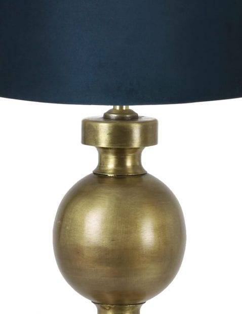 Lampenvoet-met-bollen-9173GO-1