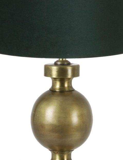 Lampenvoet-met-bollen-9175GO-1