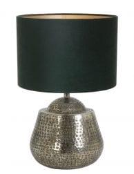 Lampenvoet zilver-9976ZI