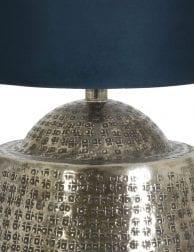 Lampenvoet-zilver-9977ZI-1