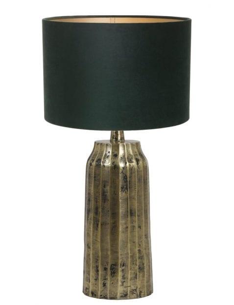 Langwerpige lampenvoet-9209GO
