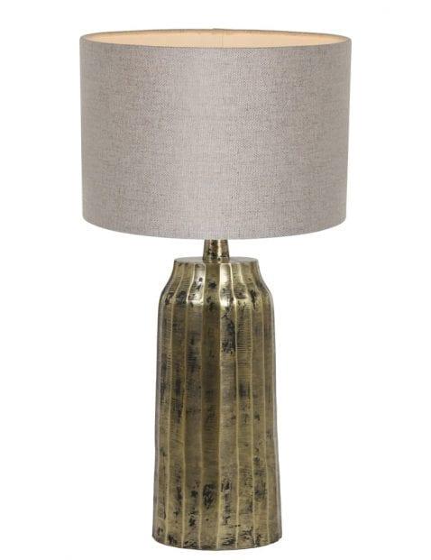Langwerpige lampenvoet-9211GO