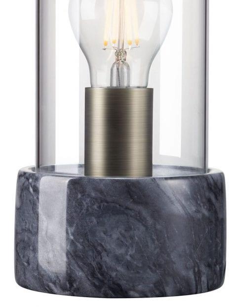 Marmeren-stolplamp-zwart-2379ZW-2