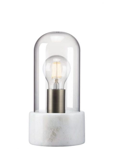 Marmeren stolplampje-2378W