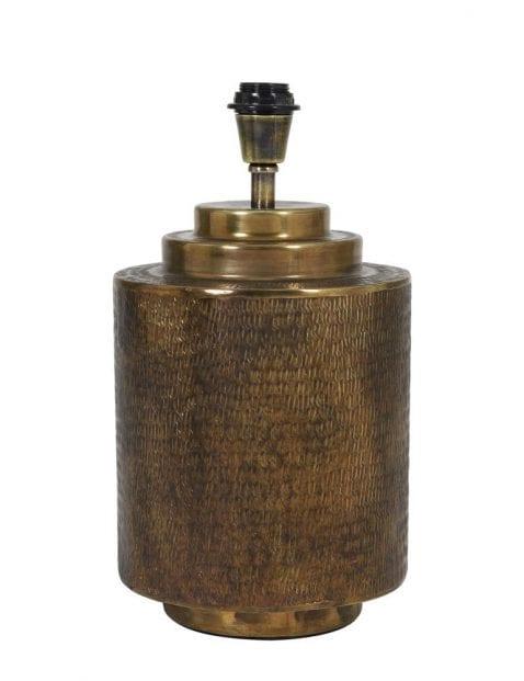 Massieve lampenvoet-1665BR