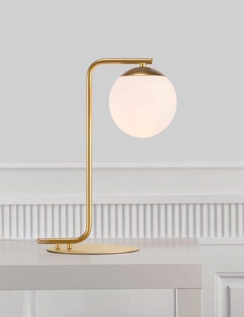Messing-tafellamp-bol-2407ME-4