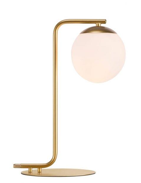 Messing tafellamp bol-2407ME