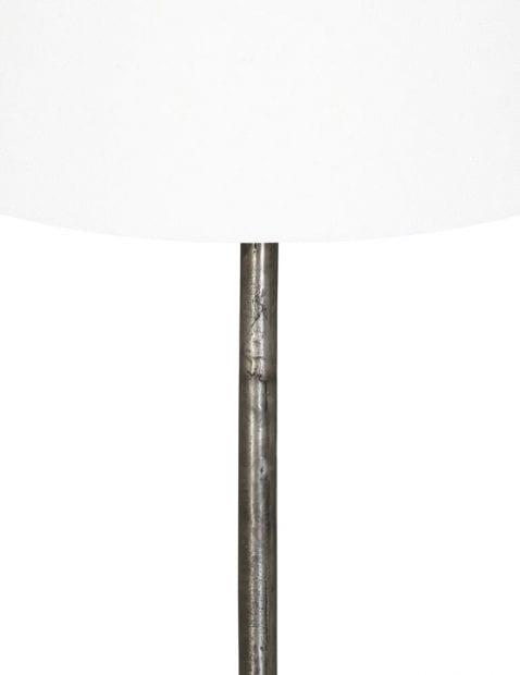 Metalen-lampenvoet-vloerlamp-9301ZW-1
