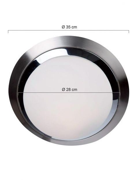 Moderne-stalen-plafondlamp-6756ST-1