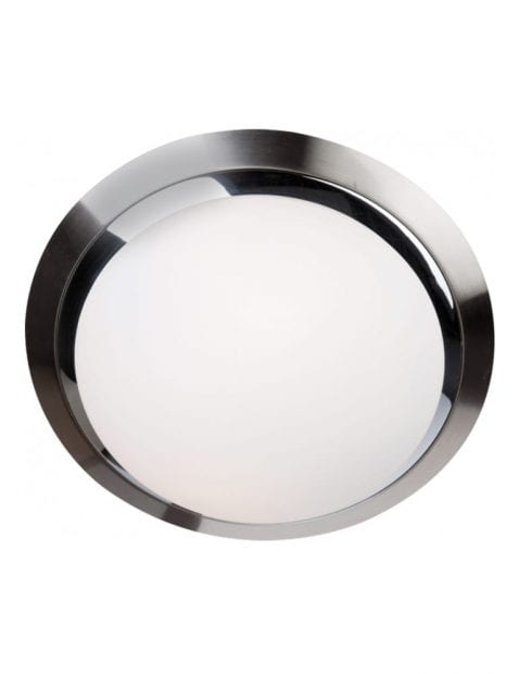 Moderne stalen plafondlamp-6756ST