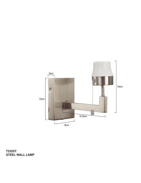 Moderne-wandlamp-met-kap-7232ST-3