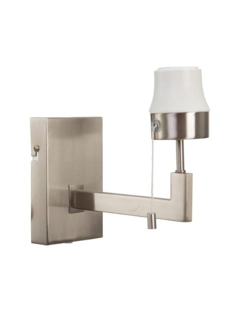 Moderne wandlamp met kap-7232ST