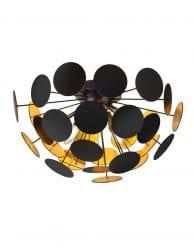 Plafondlamp stippen-1605ZW