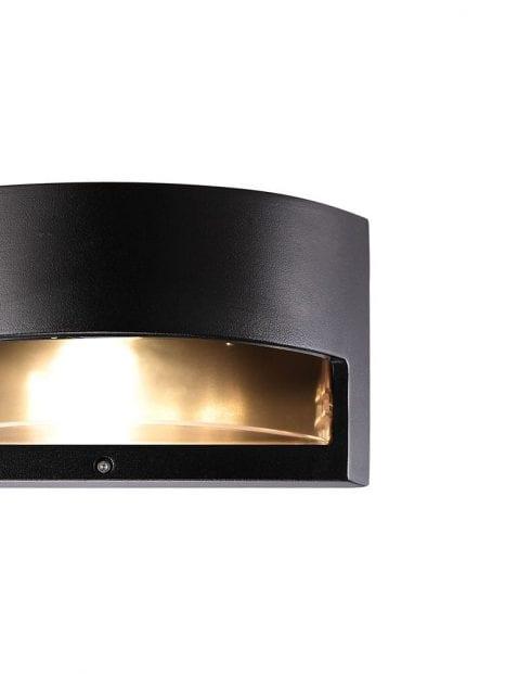 Rechthoekige-buitenlamp-zwart-2333ZW-2