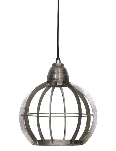 Robuuste draadlamp metaal-2041ST