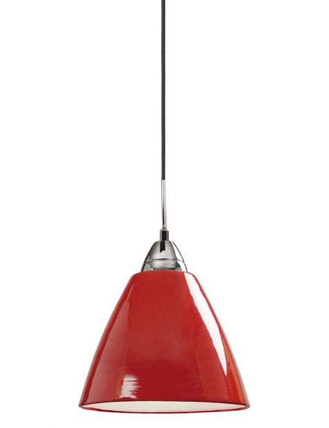 Rode moderne hanglamp-2363RO