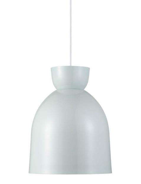 Scandinavische blauwe hanglamp-2159BL
