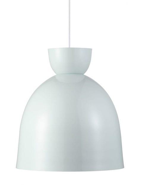 Scandinavische blauwe hanglamp-2163BL