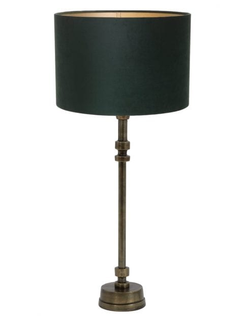 Smalle klassieke lampenvoet-9212BR