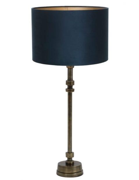 Smalle klassieke lampenvoet-9213BR