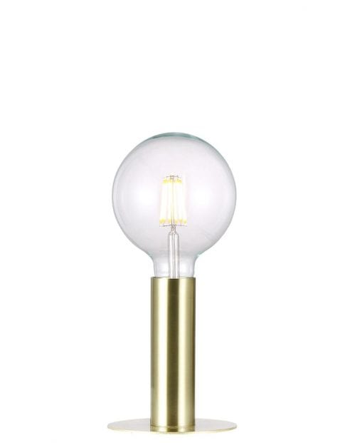 Staaflamp goud-2176ME