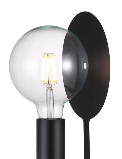 Staaflamp-zwart-2177ZW-2