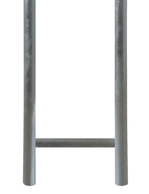 Staande-buitenlamp-staal-met-bol-2371ST-2