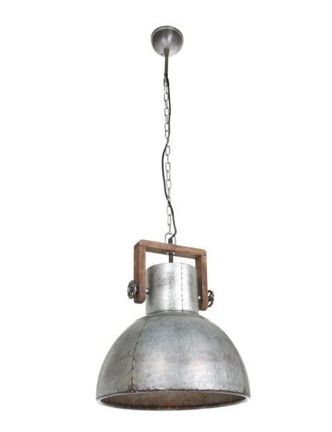 Stalen-industriele-hanglamp-met-hout-1678ZI-7