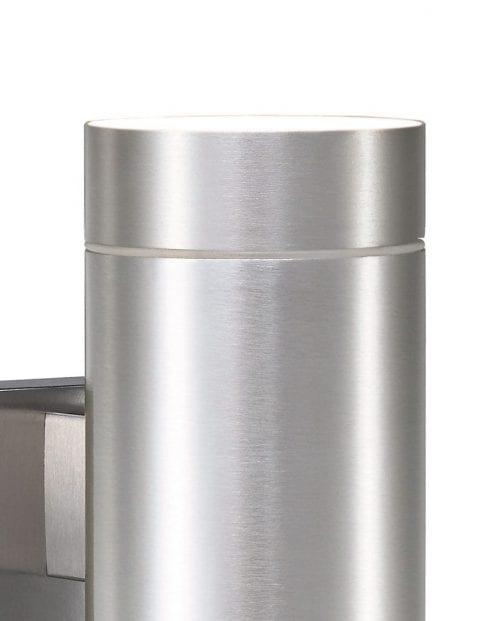 Stalen-wandlamp-cilinder-2385ST-2