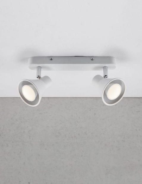 Stoere-witte-wandlamp-2184W-1