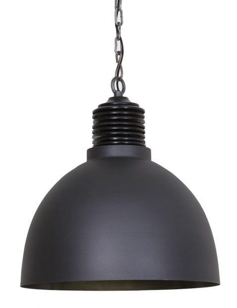 Strakke hanglamp zwart-1977GR