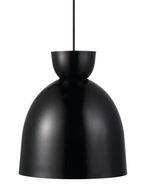 Strakke hanglamp zwart-2162ZW