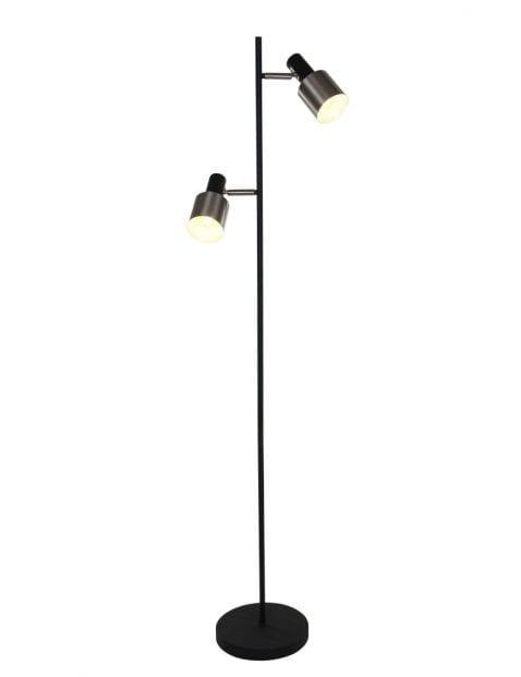 Strakke moderne vloerlamp-1702ZW